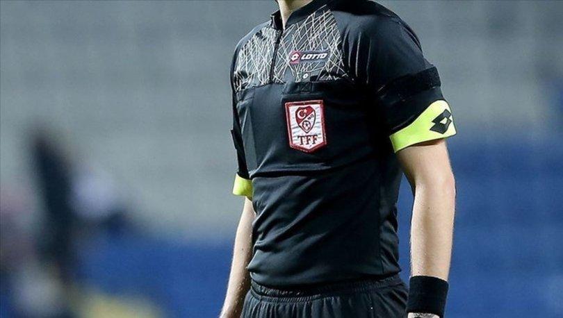 Süper Lig'de 42. haftanın hakemleri açıklandı