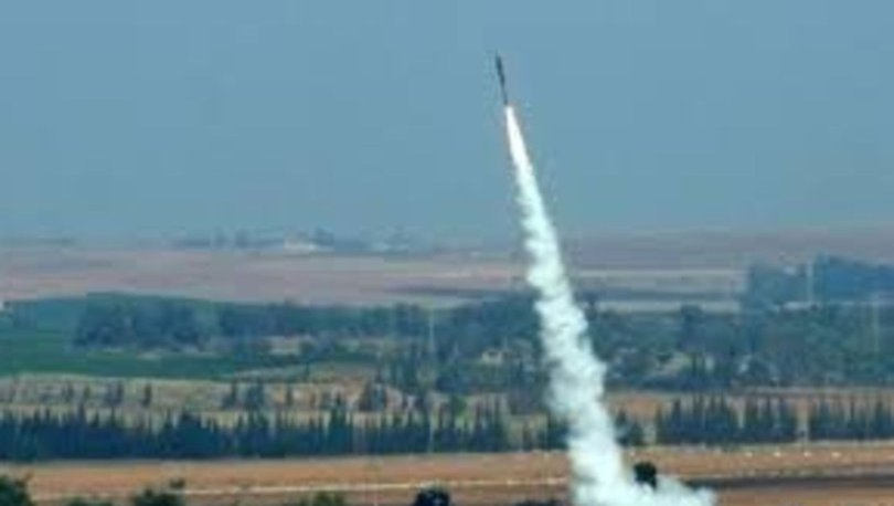 Suriye'den İsrail'e saldırı!