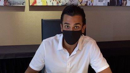 Ömer Faruk Yurtseven, Heat'e imza attı