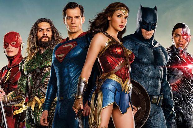 İyiden kötüye 25 süper kahraman filmi