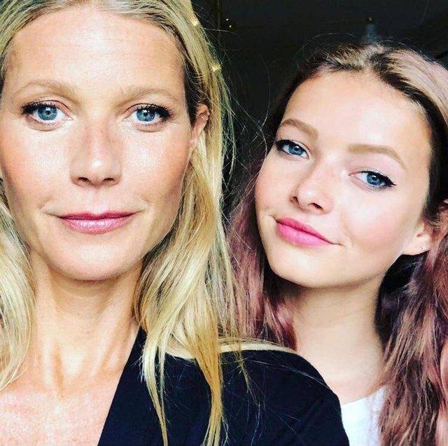Gwyneth Paltrow'dan kızı Apple'a: Sen benim hayatımsın - Magazin haberleri