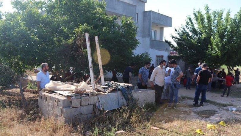 Tarsus'ta arazi anlaşmazlığı silahlı kavgaya dönüştü: 5 yaralı