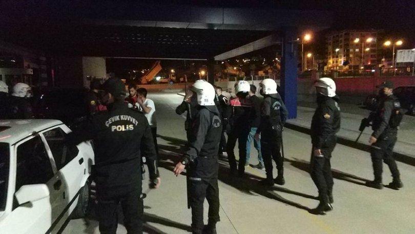 Samsun'da iki grup arasında silahlı çatışma: 1 ölü, 2 yaralı