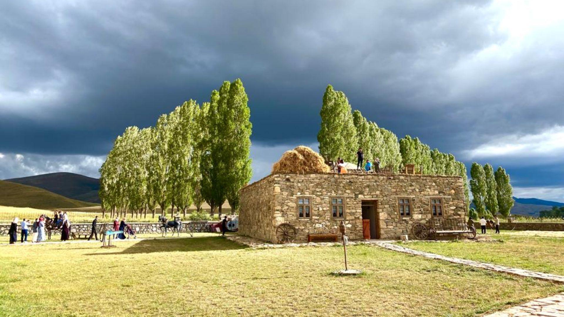 Bayburt'ta Kenan Yavuz Etnografya Müzesi'ne verilen Avrupa Yılın Müzesi Silletto Ödülü'nün sevinci yaşanıyor