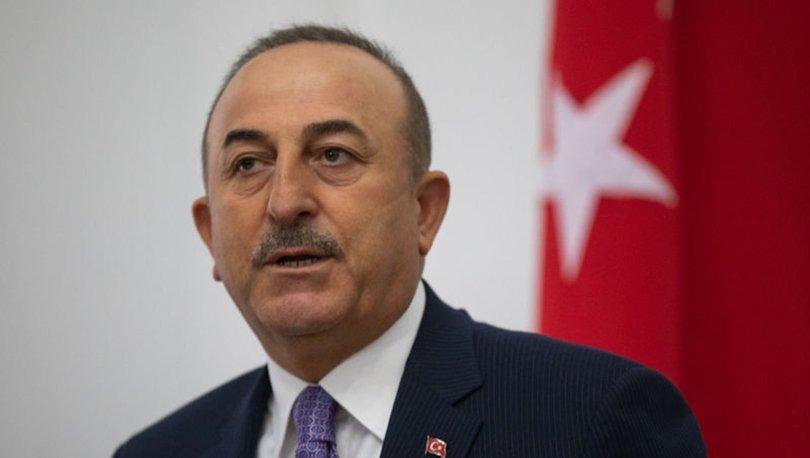 Dışişleri Bakanı Mevlüt Çavuşoğlu'nun 'Filistin' görüşmeleri sürüyor