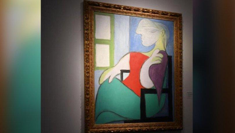 Picasso'nun tablosuna dudak uçuklatan fiyat!
