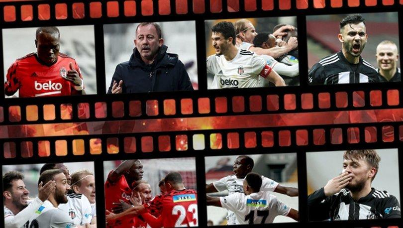 Göztepe: 1 - Beşiktaş: 2 MAÇ SONUCU