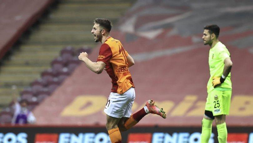 Galatasaray: 3 - Yeni Malatyaspor: 1 | MAÇ SONUCU