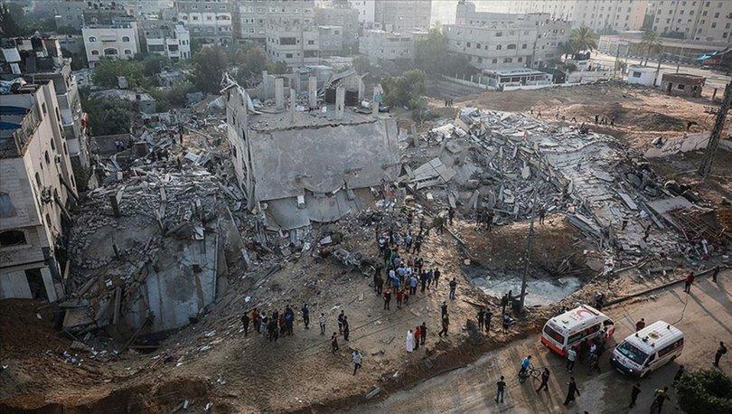 Gazze'de can kaybı 145'e ulaştı