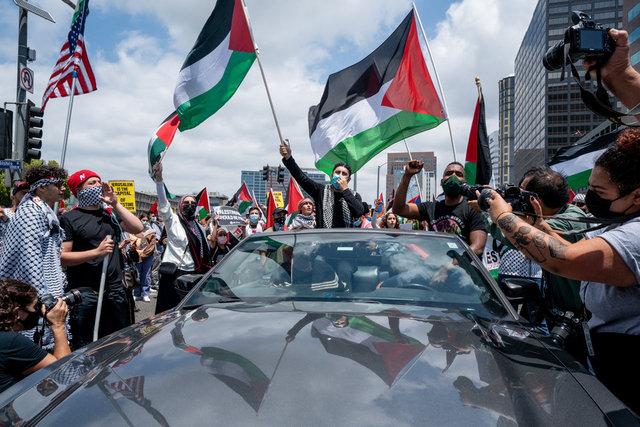 SON DAKİKA: Dünyada İsrail karşıtı gösteriler! - Haberler