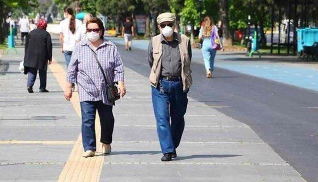 65 yaş üstü ve 20 yaş altı sokağa çıkma yasağı saatleri değişti! 65 yaş üstü ve 20 yaş altı sokağa çıkma yasağı ne zaman bitecek?