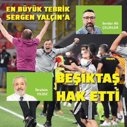 Çelikler ve Yıldız'dan Beşiktaş yorumu