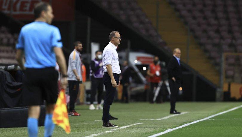 """İrfan Buz: """"Futbolcularımız onurlu bir mücadele verdi"""""""