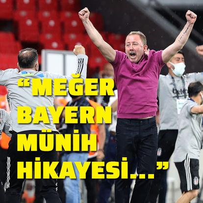 """""""Meğer Bayern Münih hikayesi..."""""""
