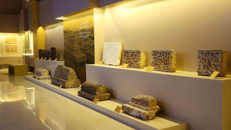 Ahlat'ta açılan Arkeoloji Müzesi kısıtlama sonrası ziyaretçilerini bekliyor