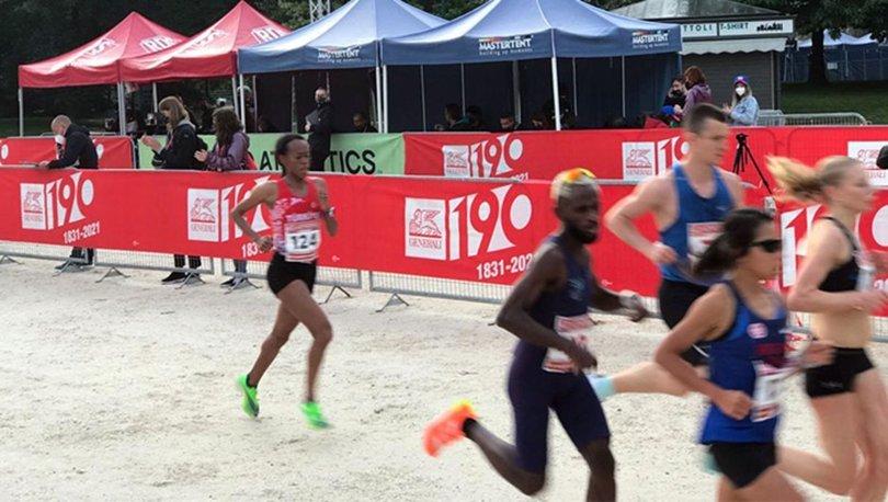 Milli maratoncu Meryem Erdoğan, olimpiyat vizesi aldı