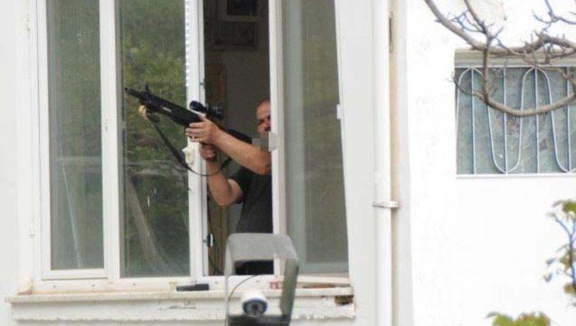 Son dakika: Kayseri'de silahlı saldırgan dehşeti