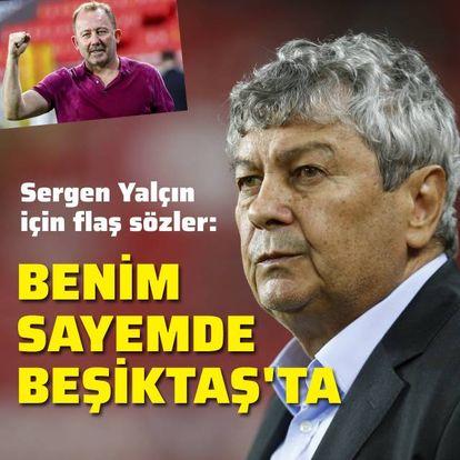 """""""Benim sayemde Beşiktaş'ta"""""""