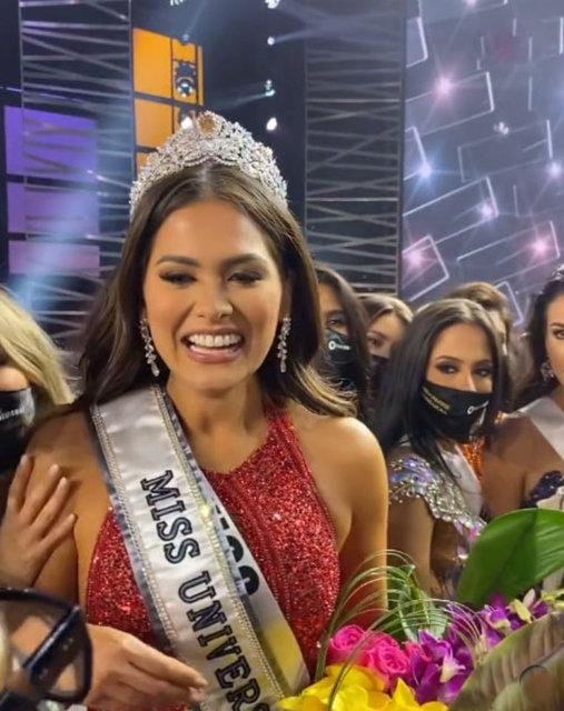 Miss Universe kazananı belli oldu! İşte kainatın en güzel kadını