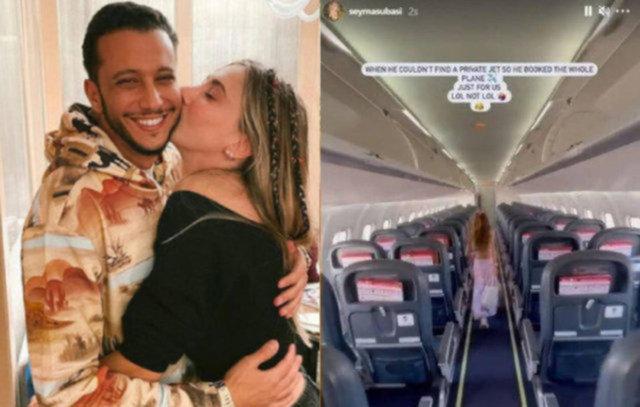 Şeyma Subaşı ile Mohammed Alsaloussi'nin romantik anları: Her şey mükemmel olacak - Magazin haberleri