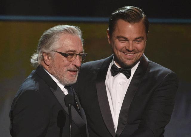 Robert De Niro'nun set kazası - Magazin haberleri