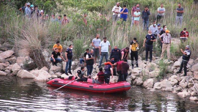 Manisa'da baraj tahliye havuzuna düşen çocuğun cesedine ulaşıldı