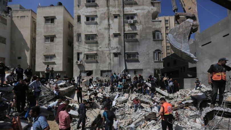 SON DAKİKA: Filistinli küçük kızdan yürek burkan soru - VİDEO