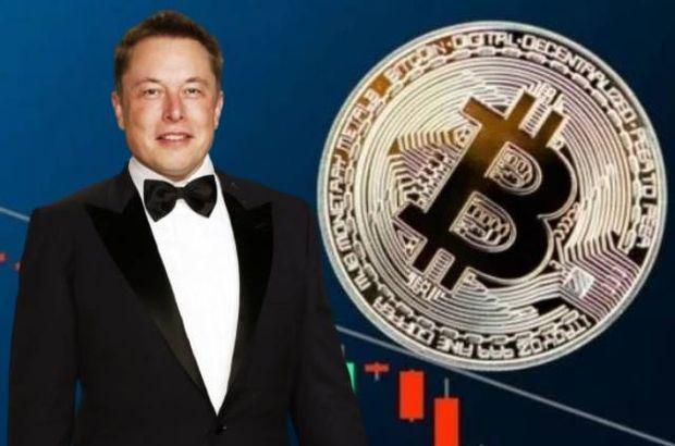 Musk yazdı, Bitcoin çakıldı
