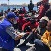 Libya açıklarında yakalanan 650'den fazla sığınmacı zorla geri gönderildi