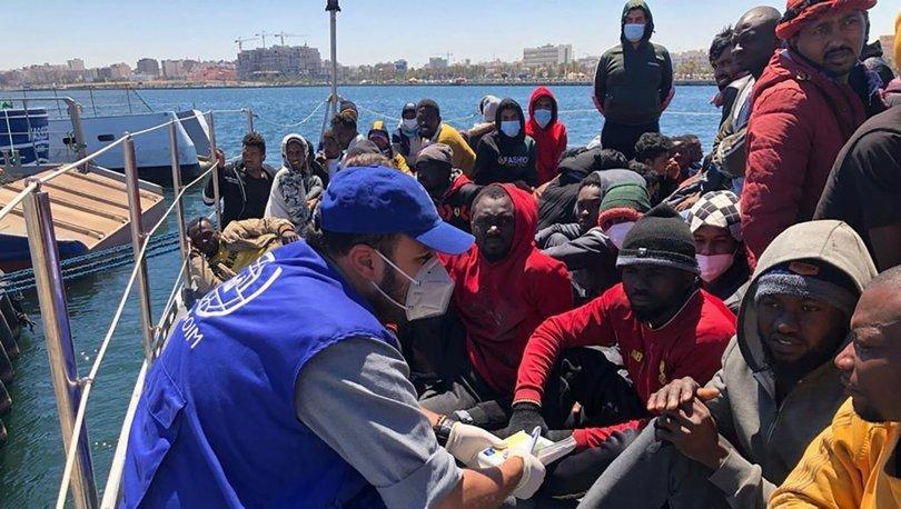 Libya'da 650'den fazla sığınmacı başkent Trablus'a zorla geri gönderildi