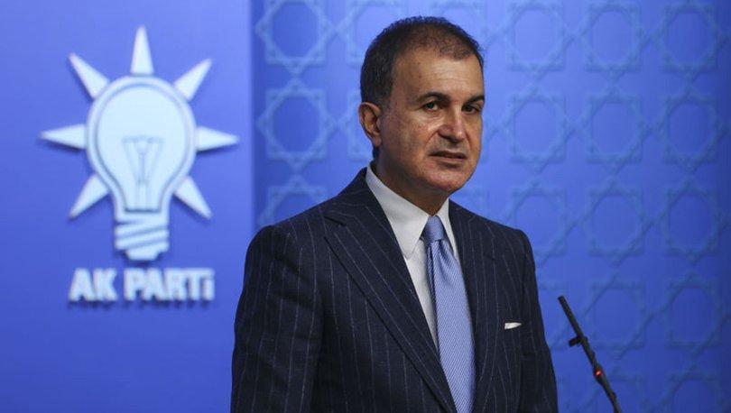 Son dakika: AK Partili Çelik'ten BM'ye İsrail tepkisi