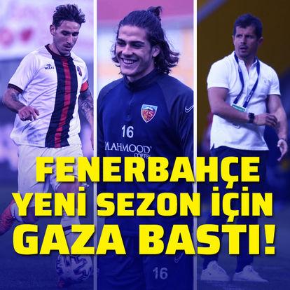 Fenerbahçe gaza bastı!