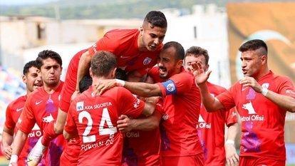 Altınordu, ilk maçta Samsunspor'u konuk edecek