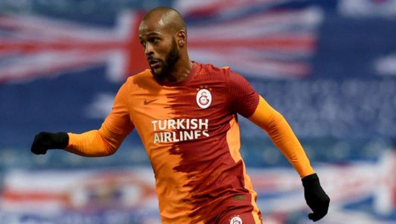 Galatasaray'da sezonun en istikrarlısı Marcao
