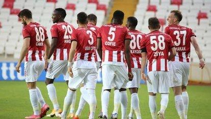 """Sivasspor ligi """"iyi"""" bitirdi"""