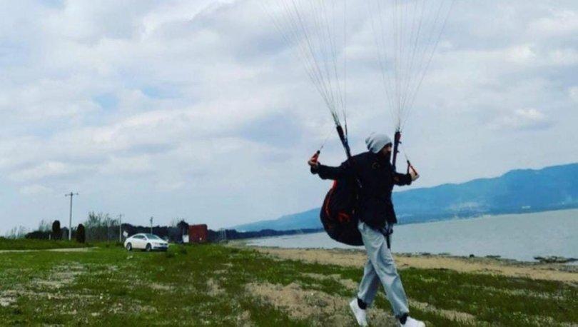 BURSA'DA ACI OLAY! Son dakika: Gürle Dağı'ndaki paraşüt faciasında son görüntü! - Haberler
