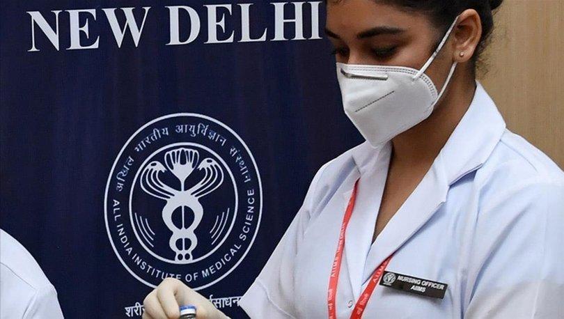 Hindistan'da yerli Covid-19 ilacı 2-DG tanıtıldı