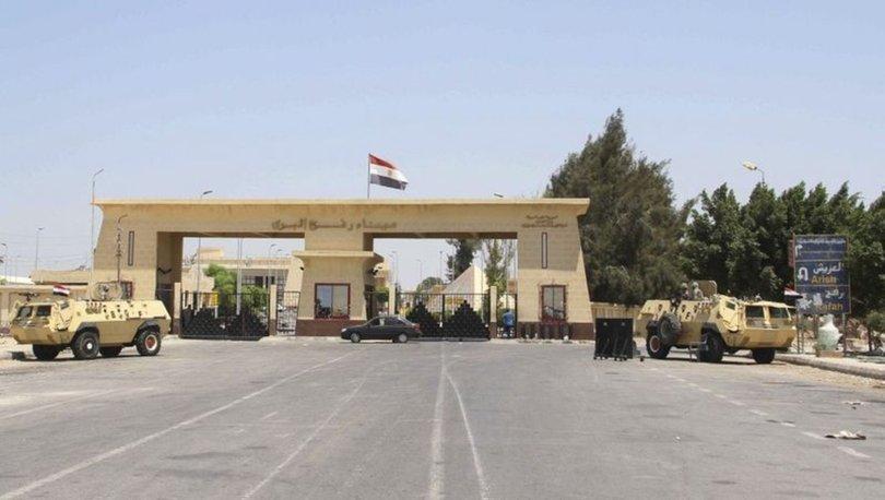 SON DAKİKA: Mısır, Filistinli yaralılar için Refah Sınır Kapısı'nı açtı - Haberler