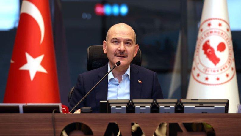 Son dakika: İçişleri Bakanı Soylu'dan Sedat Peker hakkında suç duyurusu