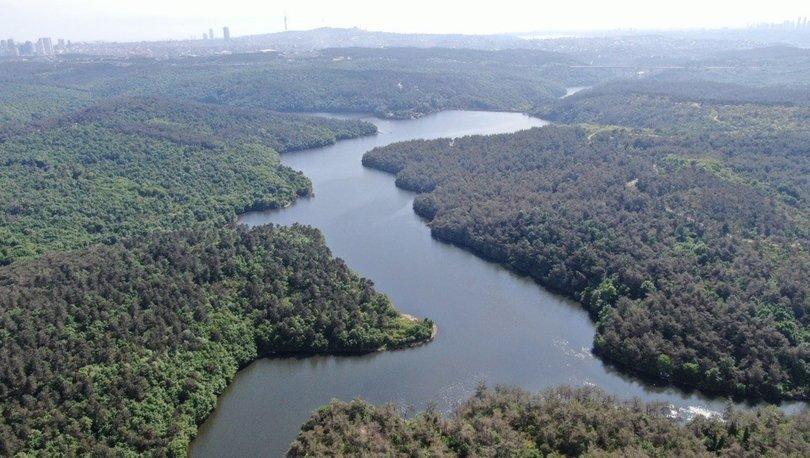 İstanbul baraj doluluk oranı: İstanbul barajları doluluk oranları 17 Mayıs 2021 son dakika İSKİ verileri