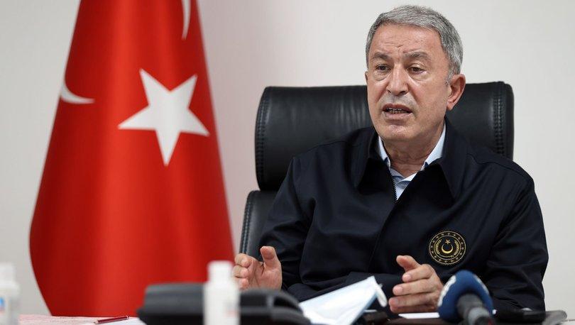 Son dakika: Bakan Akar'dan 'Pençe' operasyonları açıklaması - Haberler