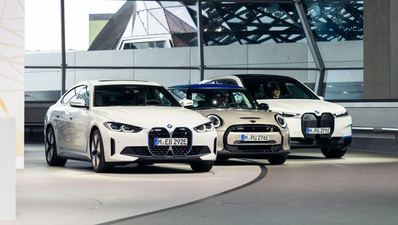 BMW 10 milyon elektrikli araç üretecek