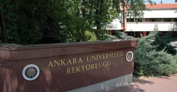 Ankara Üniversitesi işçi alımı yapacak!