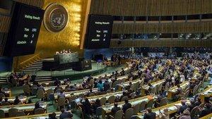 BM Genel Kurulu, Filistin'e yönelik saldırıları görüşecek