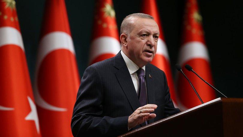 SON DAKİKA! Cumhurbaşkanı Erdoğan'dan kabine toplantısı açıklamaları! Esnafa, çiftçiye destek!