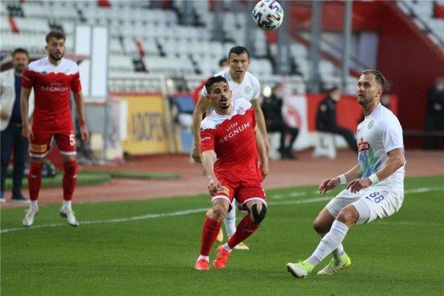 Ziraat Türkiye kupasında final! Antalyaspor - Beşiktaş maçı muhtemel 11'leri - Spor Haberleri
