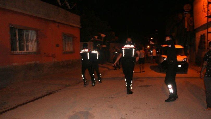 Adana'daki silahlı kavgada rastgele açılan ateş 5 yaşındaki çocuğu ağır yaraladı