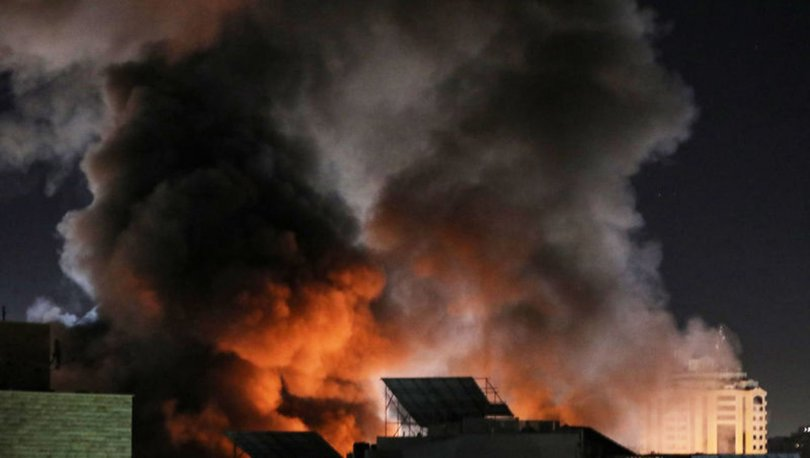 SKANDAL! Son dakika: Gazze'yi vuran İsrail'den tepki çeken paylaşım