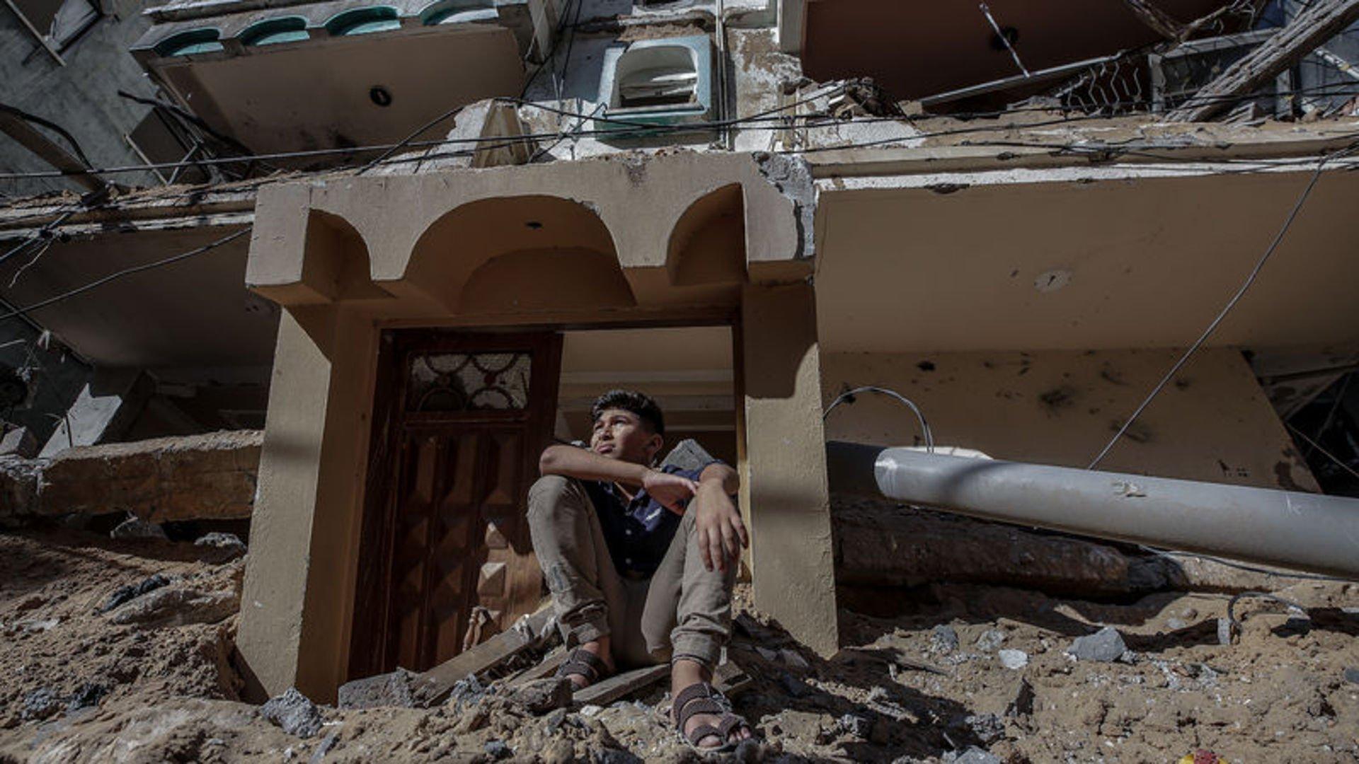 UTANÇ! Son dakika: İsrail'in Filistin'e saldırılarına dünya sessiz kaldı
