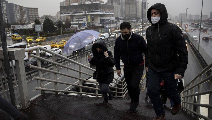 SON DAKİKA: İstanbul için 'sarı uyarı' - Haberler